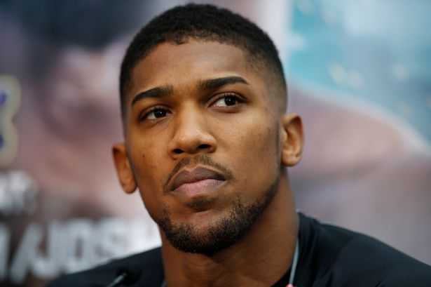 """This is All he Knows""-Anthony Joshua Issues a Statement on Mike Tyson's Comeback – Essentially Sports"