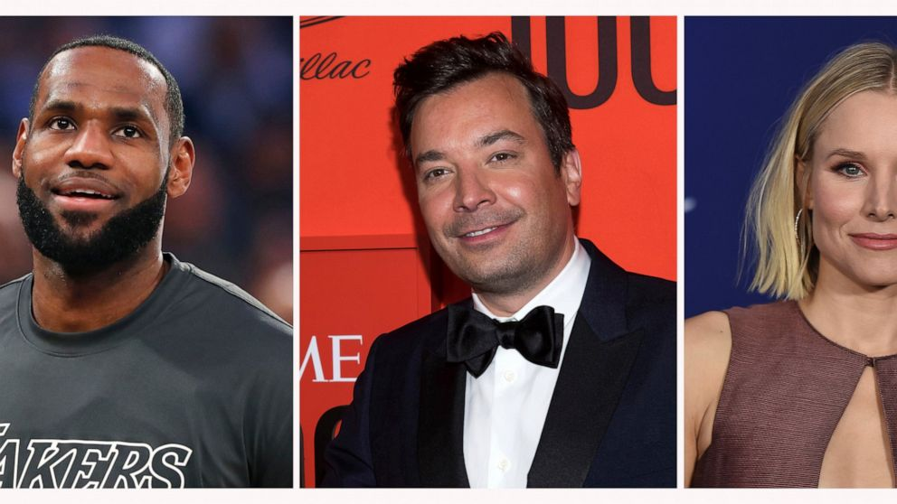Lebron James, Spotify, HBO among 2020 Webby Award winners