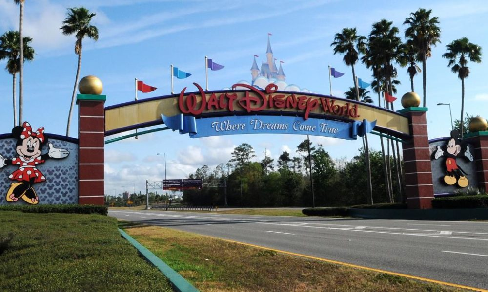 Opinion: Want to eat or shop at Disney? Say you won't sue
