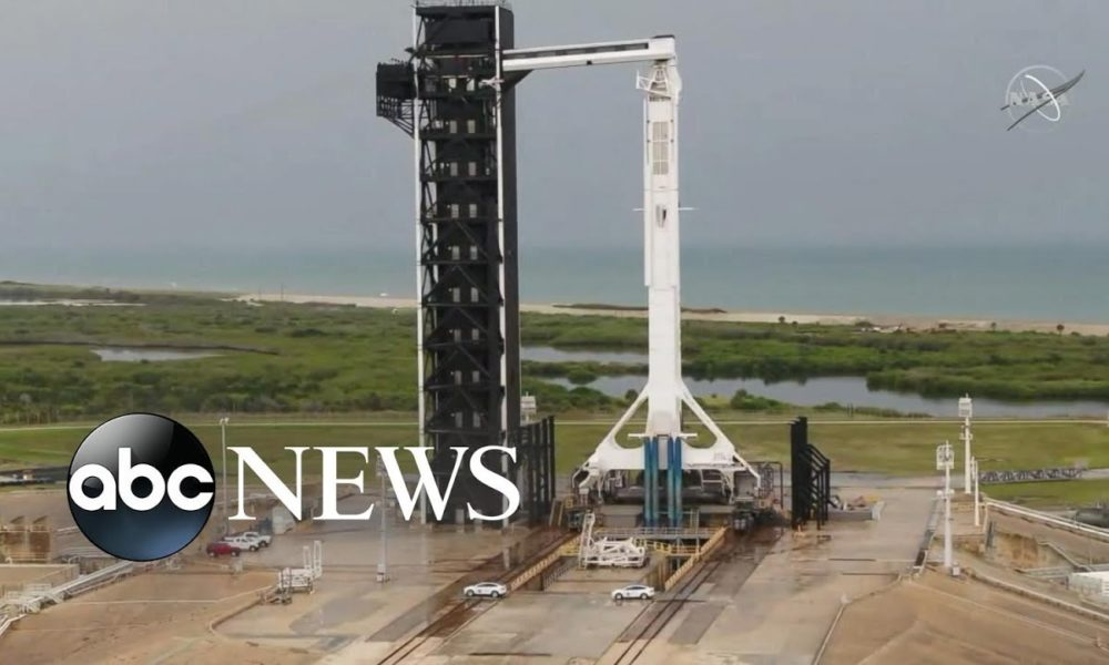 Historic SpaceX launch postponed because of weather | WNT – ABC News
