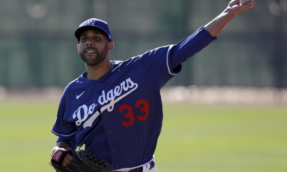 Dodgers' David Price throws money toward minor leaguers' pay
