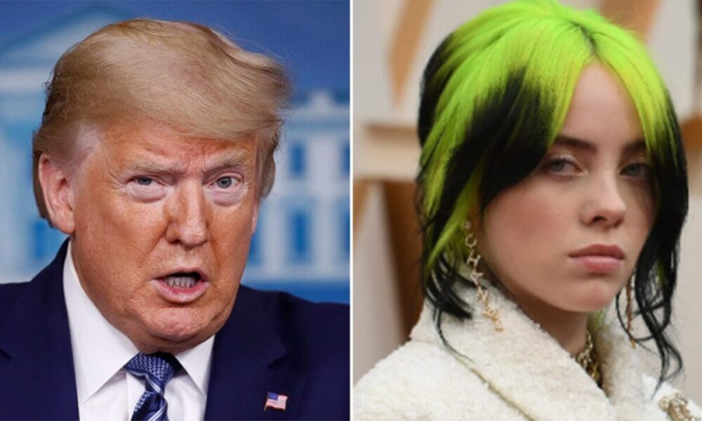 Billie Eilish rips Trump over tweets about Minneapolis protests, posts lengthy rant bashing white privilege