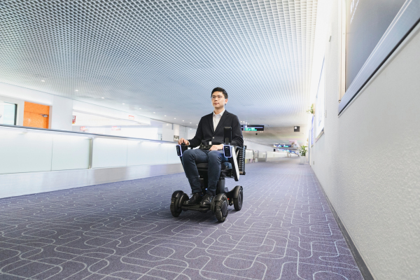 Tokyo's Haneda Airport adopts WHILL's autonomous mobility devices to help practice social distancing