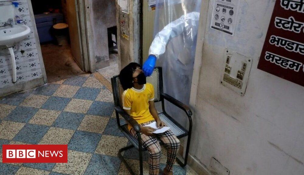 Coronavirus: Delhi struggles to cope with Covid-19 surge