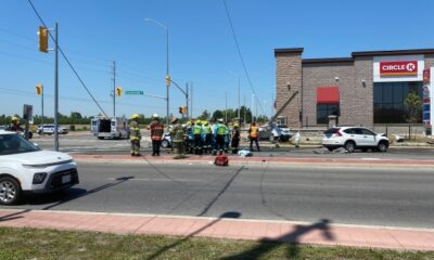 Four people, including two children, critically injured in Brampton crash – CTV News
