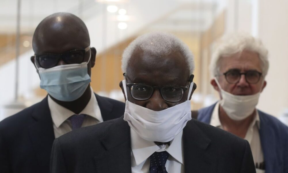 Massive sports corruption case finally heard at Paris trial