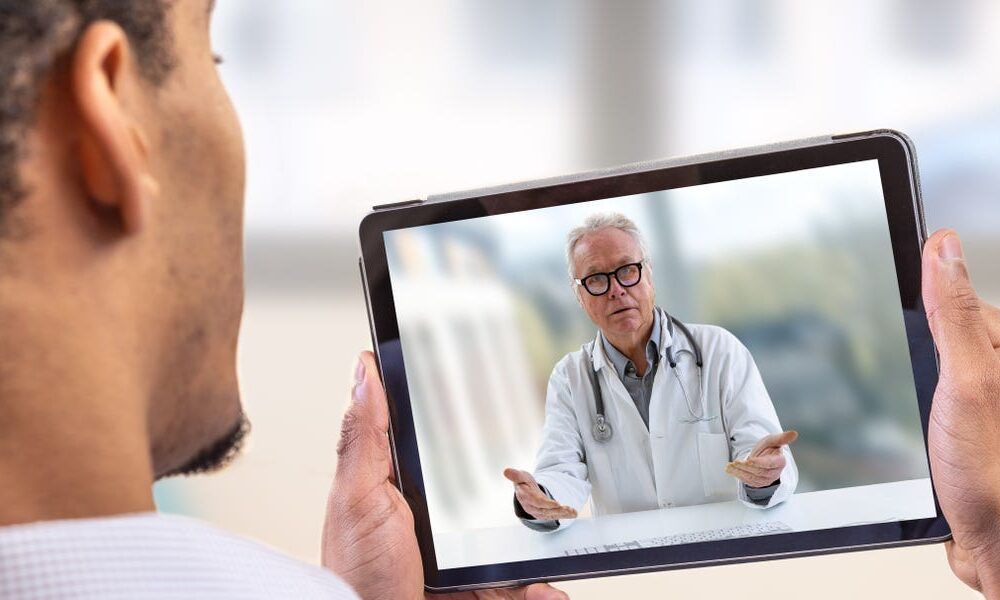 Telehealth claims volume skyrockets 4,300% year-over-year in March