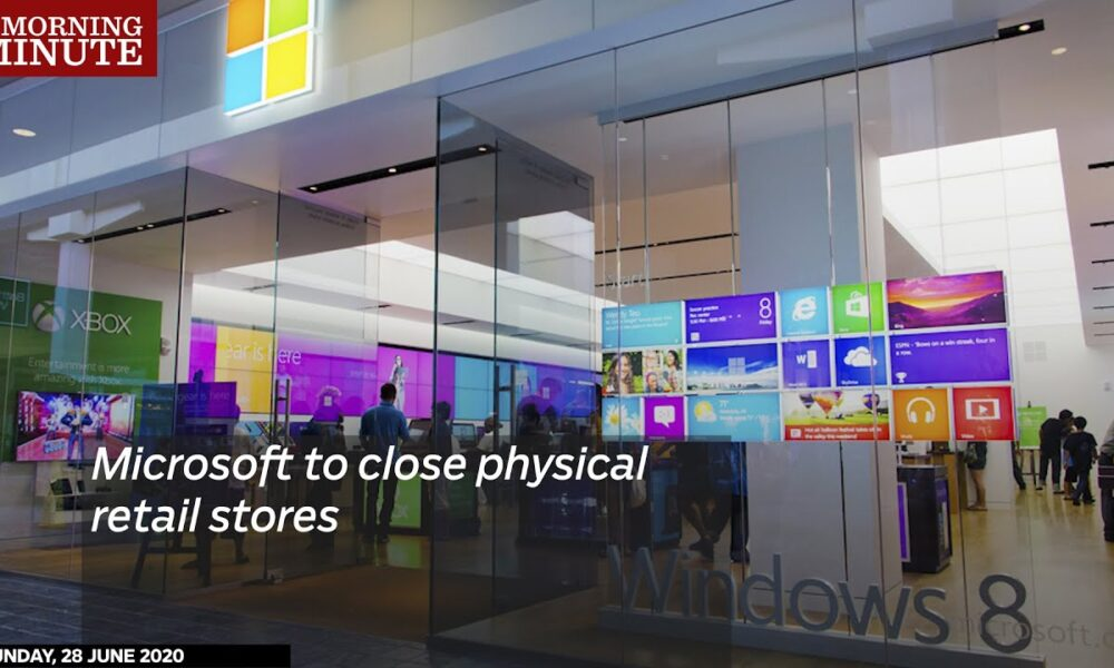 Microsoft to close physical retail stores – Times of Oman