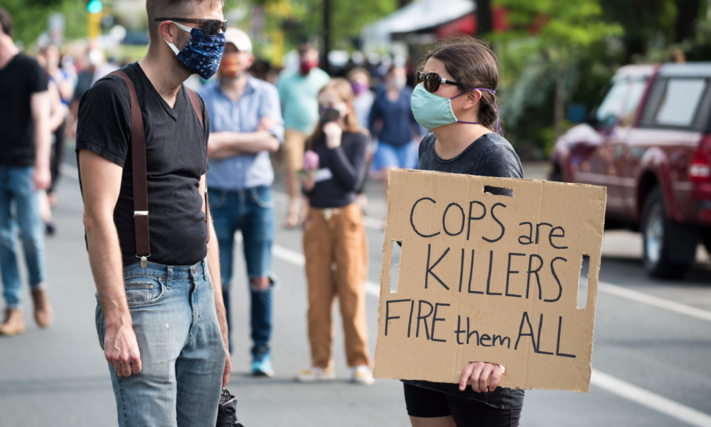 Defunding The Police Won't Fix The Chain Of Failures That Lead To Brutality