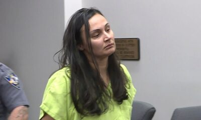 Woman accused of murdering stepson attempted escape from jail