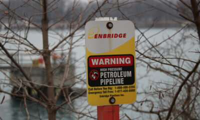Enbridge gears up for another pipeline fight as Michigan state looks to shut Line 5
