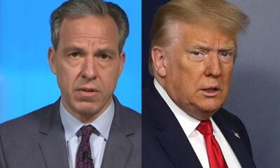 'On another planet': Tapper reacts to what Trump said today
