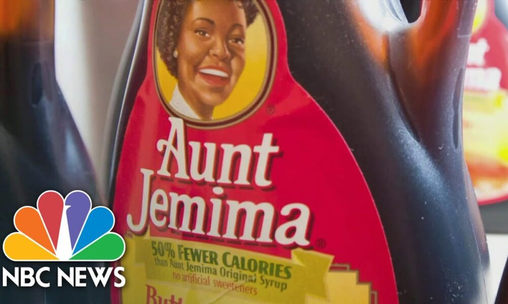 Aunt Jemima Brand To Change Name, Logo Based On 'Racial Stereotype' | NBC Nightly News – NBC News