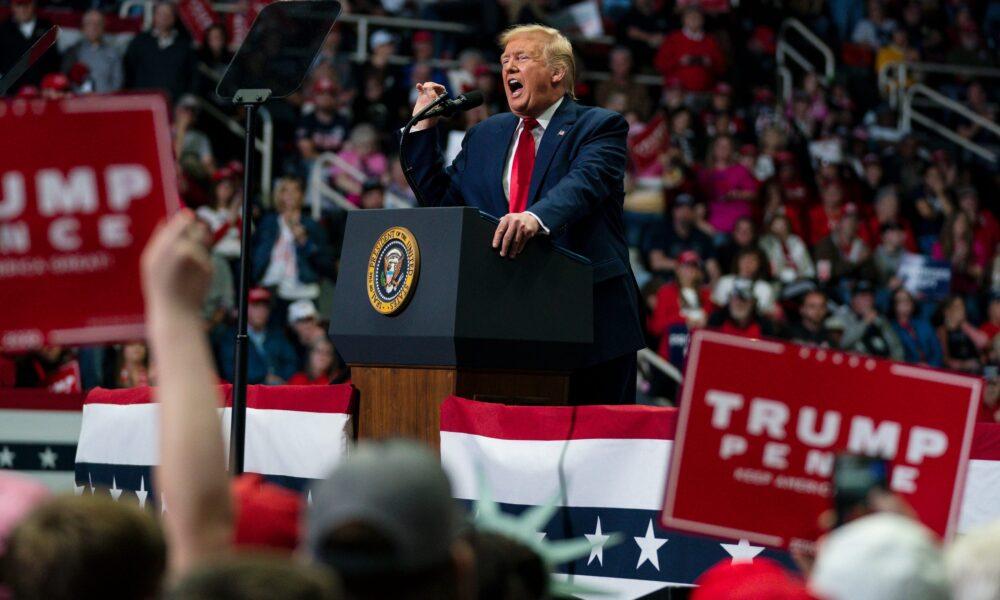 Donald Trump to host rallies in Florida, Oklahoma, Arizona, North Carolina