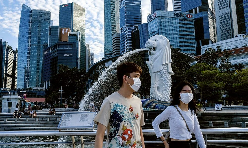 The coronavirus survives longer on surfaces when temperatures are low and humidity is high. That could explain why New York was hit so hard, while Singapore was not.