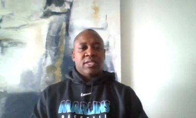 Marlins All-Access at Home: President of baseball operations Mike Hill