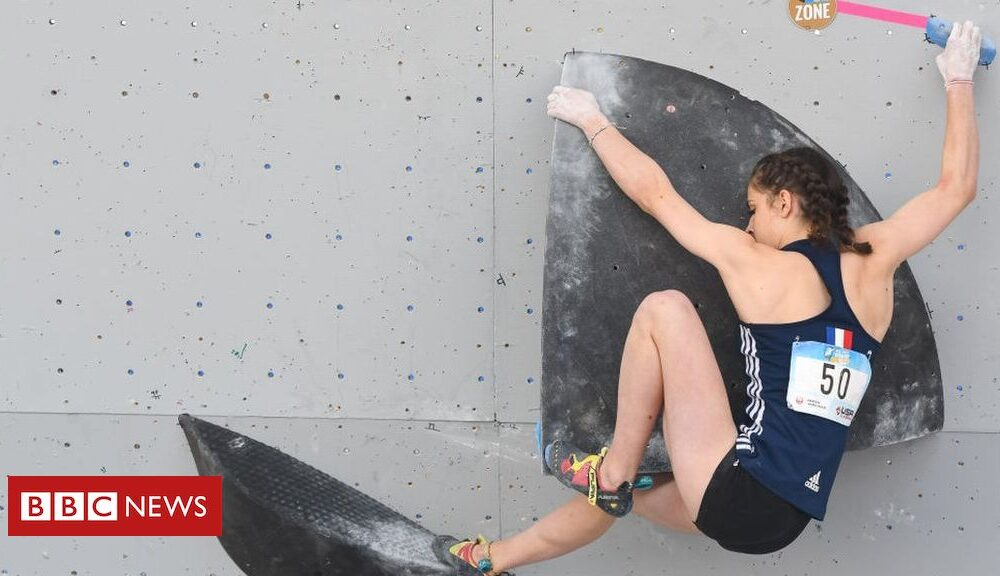 Luce Douady: French 16-year-old climber dies from fall