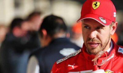 Sebastian Vettel says Ferrari never offered a contract! – F1i.com