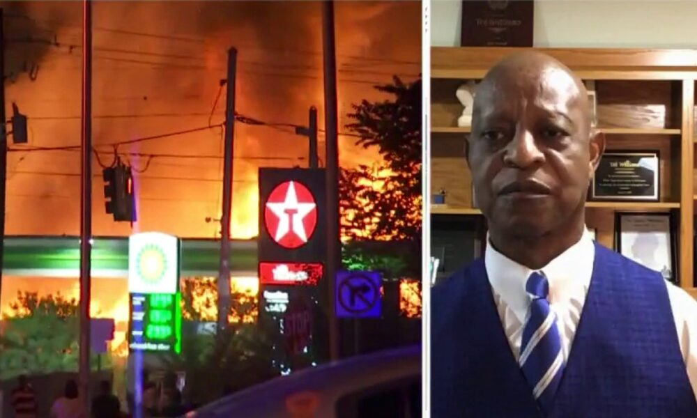 Ted Williams on Atlanta chaos: Riots and low police morale a 'dangerous concoction'