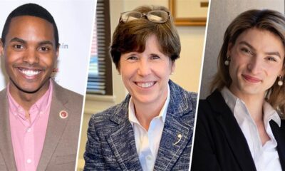 Another 'rainbow wave'? Dozens of LGBTQ political hopefuls are on June ballots