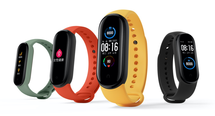 Xiaomi's Mi Smart Band 5 sports bigger display and new wireless charging system — and starts at $27