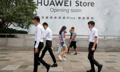 U.S. sanctions likely to have impact on Huawei as a provider, British minister says – Reuters