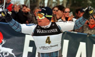 Alpine skiing: Norway's 1992 Olympic champion Jagge dead at 54 – Reuters