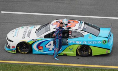 Rope found hanging in NASCAR driver Bubba Wallace's garage was coincidence and not a hate crime – The Globe and Mail
