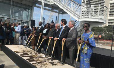 Amid COVID-19, church killings anniversary, Charleston Black history museum keeps eye on 2022 opening