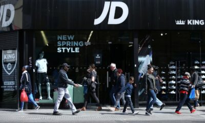 JD Sports buys back Go Outdoors from administrator as it begins unit restructuring – Reuters