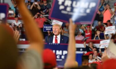 6 Trump campaign staffers tested positive for COVID-19 ahead of Saturday rally, which experts have warned could be a superspreader event