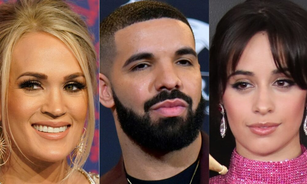 Happy Father's Day! Drake, Carrie Underwood, Kevin Hart, other stars share photos and love