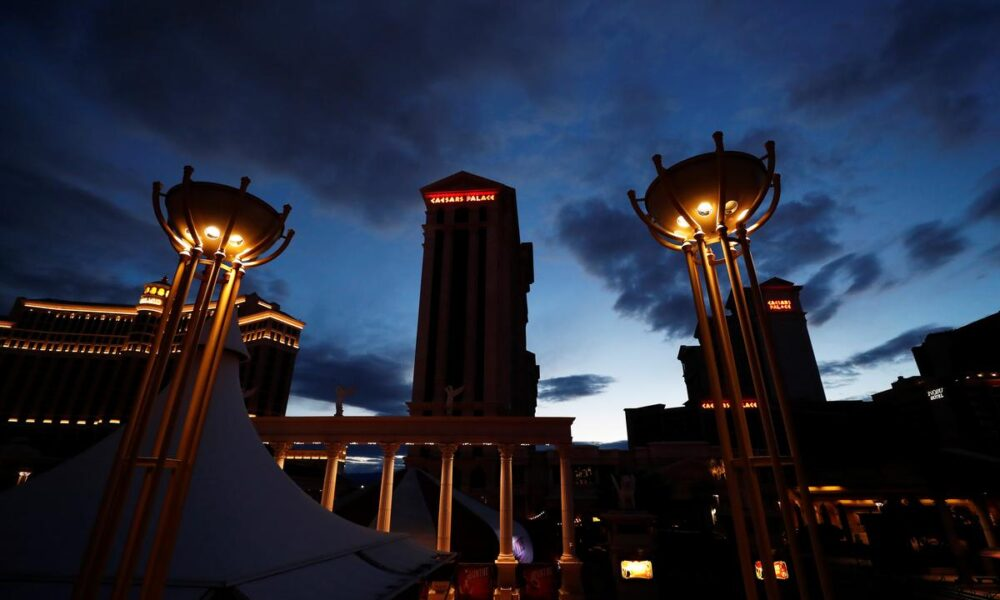 No mask, no gambling at Caesars casinos – Reuters