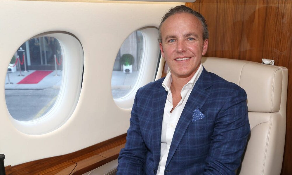 The CEO of private jet firm Jet Linx reveals why it just acquired one of its competitors — and why he wants his company to 'charge ahead' during the pandemic