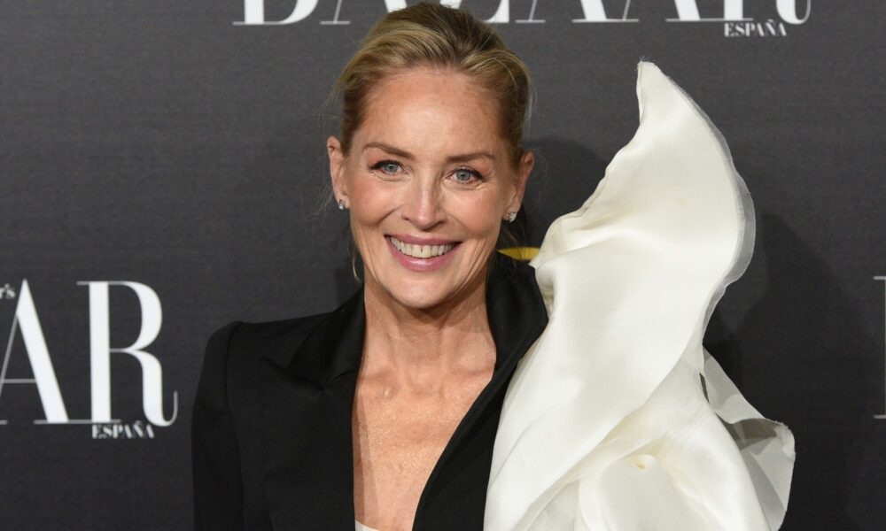 Sharon Stone says she was once hit by lighting, thrown across her kitchen: 'It's crazy'