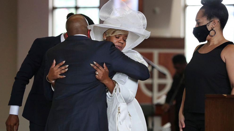 Funeral for Rayshard Brooks to be held at MLK's church