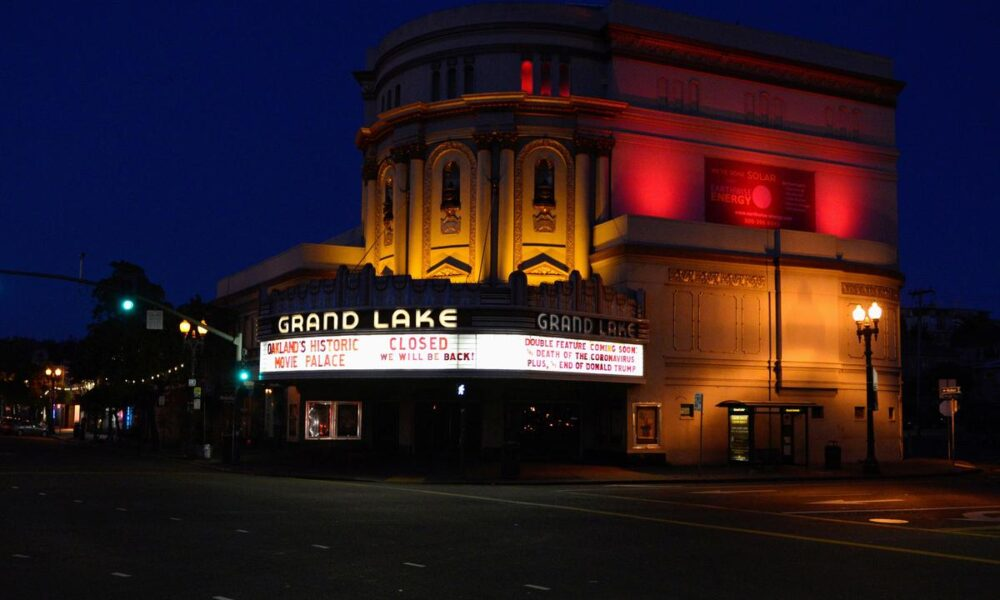U.S. movie theaters prepare to switch the lights back on, but hurdles remain – Reuters