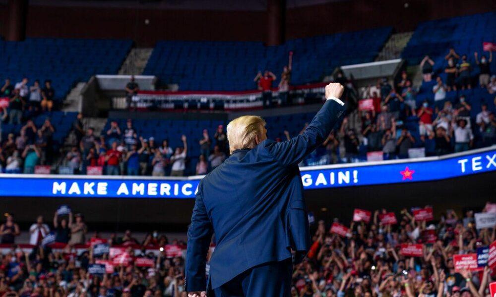 Lewandowski takes swipe at Trump campaign over Tulsa rally crowd size
