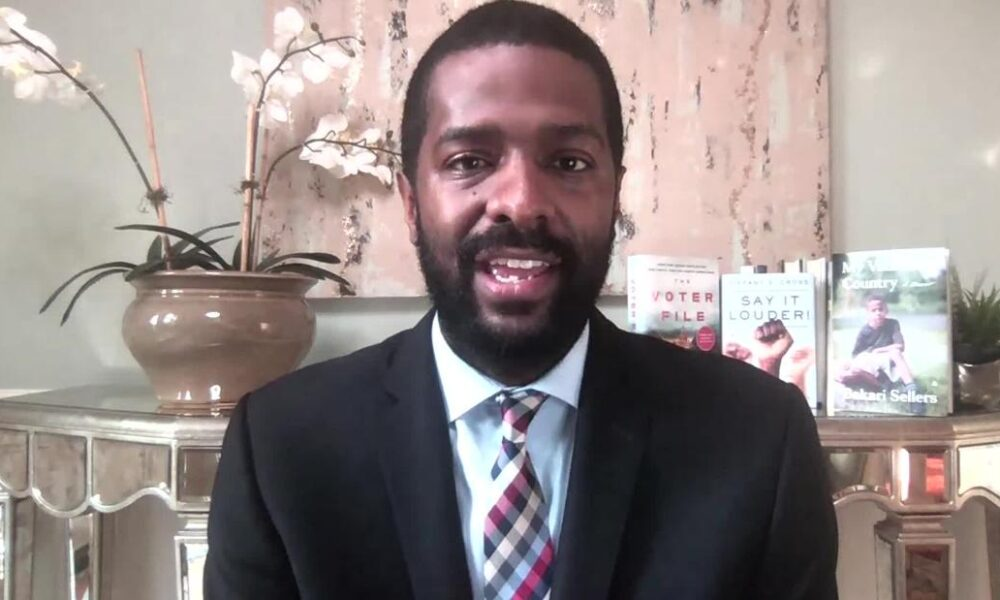 Bakari Sellers: We elected a reality show president and ended up in 'Survivor'