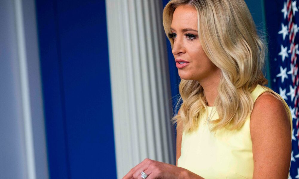 'Scienceshould not stand in the way' of schools reopening, White House Press Secretary Kayleigh McEnany says