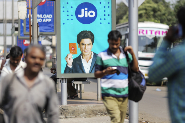 Intel to invest $253.5 million in India's Reliance Jio Platforms