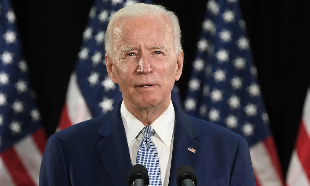 Biden urges Trump to 'wake up' and stop waving 'the white flag' on coronavirus
