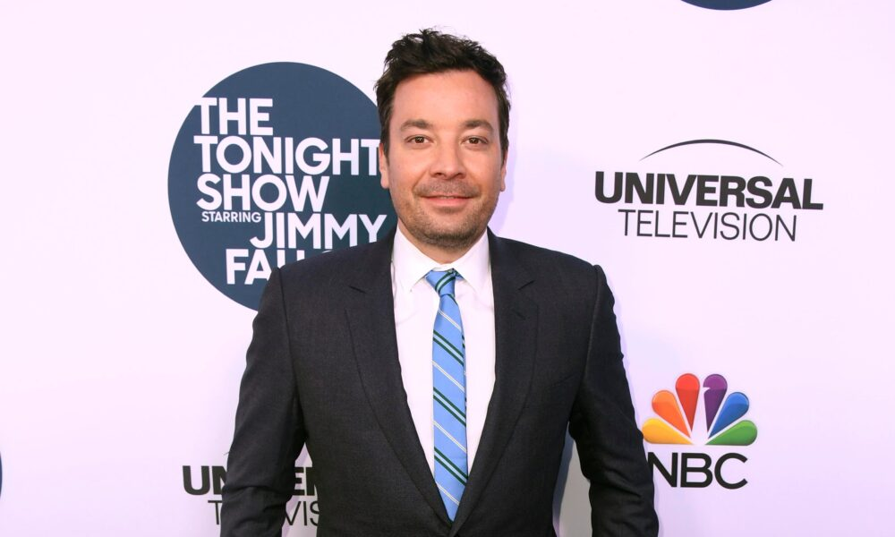 'Tonight Show Starring Jimmy Fallon' returns to the studio without an audience