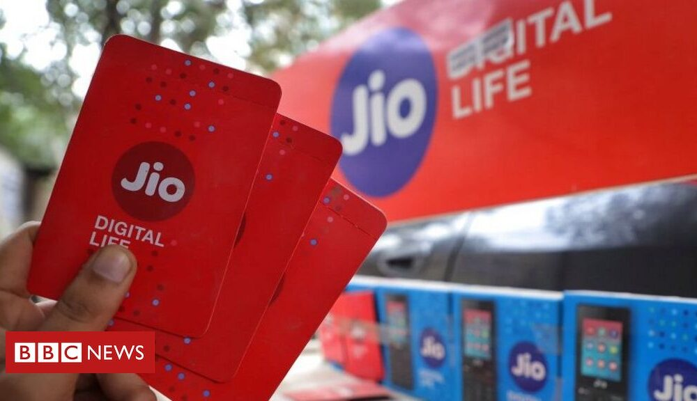 Google becomes latest US tech giant to invest in India's Jio