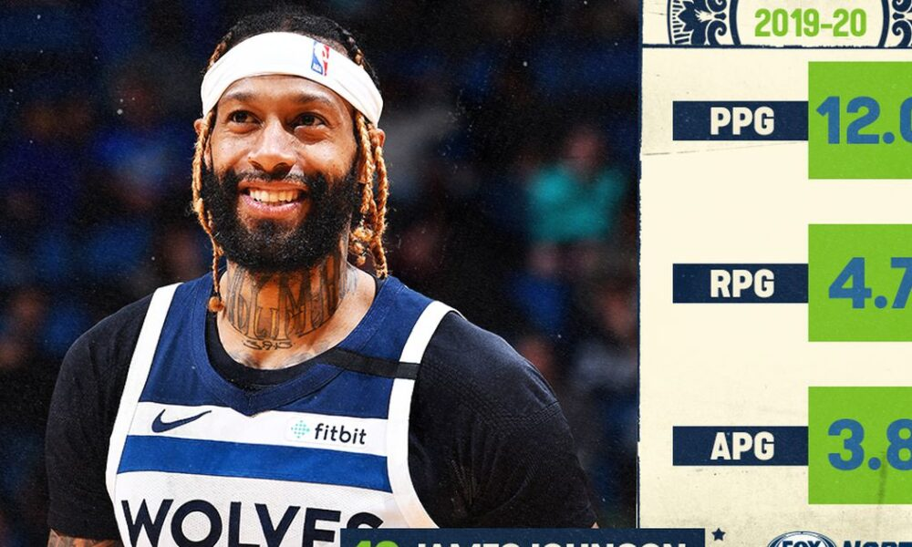 Wolves look-ahead profile: James Johnson