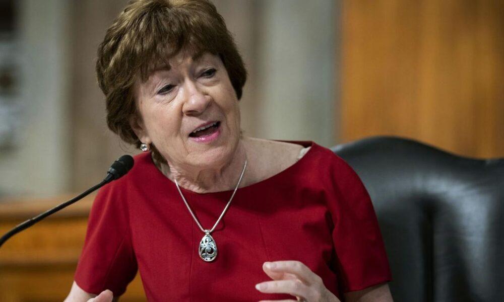 3 Democrats face off to challenge GOP Sen. Susan Collins