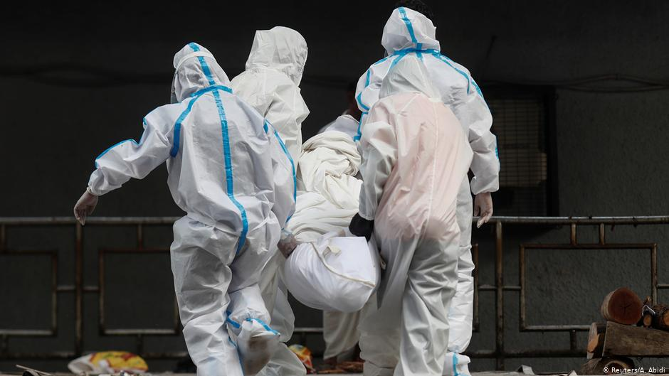 Coronavirus latest: WHO warns pandemic 'not even close' to being over