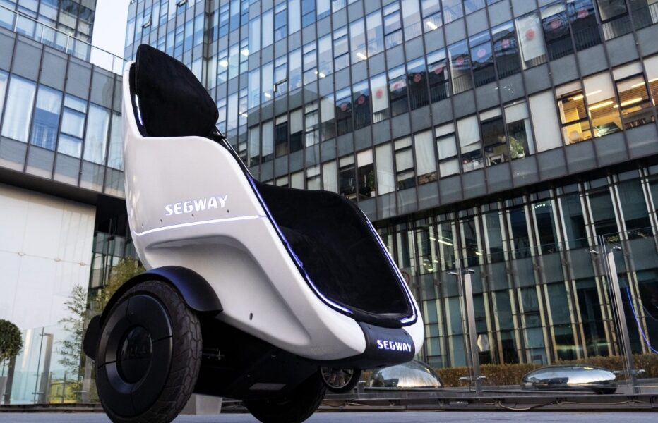 The Morning After: Segway's Personal Transporter is going away