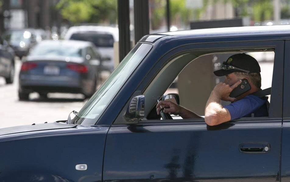 Put down the phone: Indiana law banning hand-held devices while driving goes into effect today