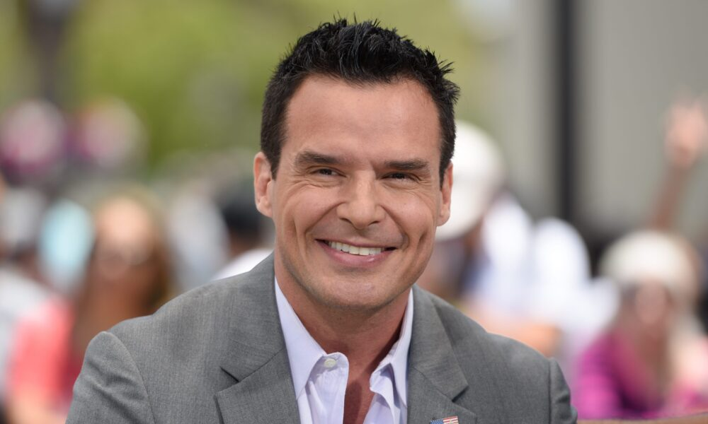 Antonio Sabato Jr. announces he's starting a 'conservative movie studio': 'No more blacklisting'